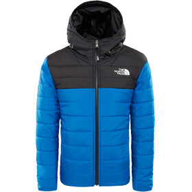 The North Face Rev Perrito - Veste Enfant - bleu/noir
